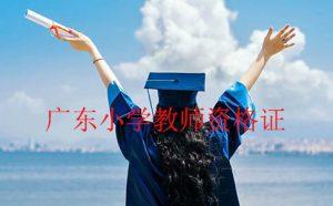 广东小学教师资格证报考需要什么学历?